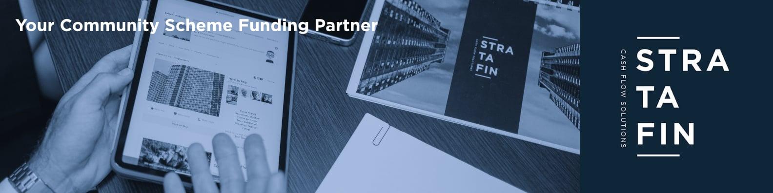 Your Community Scheme Funding Partner